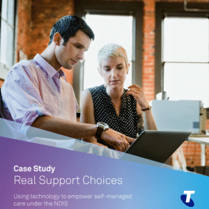 Case Study Article by Telstra
